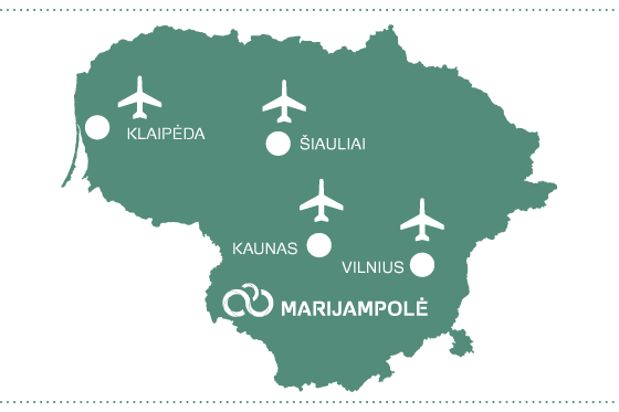 Lietuva - tranzitinė šalis